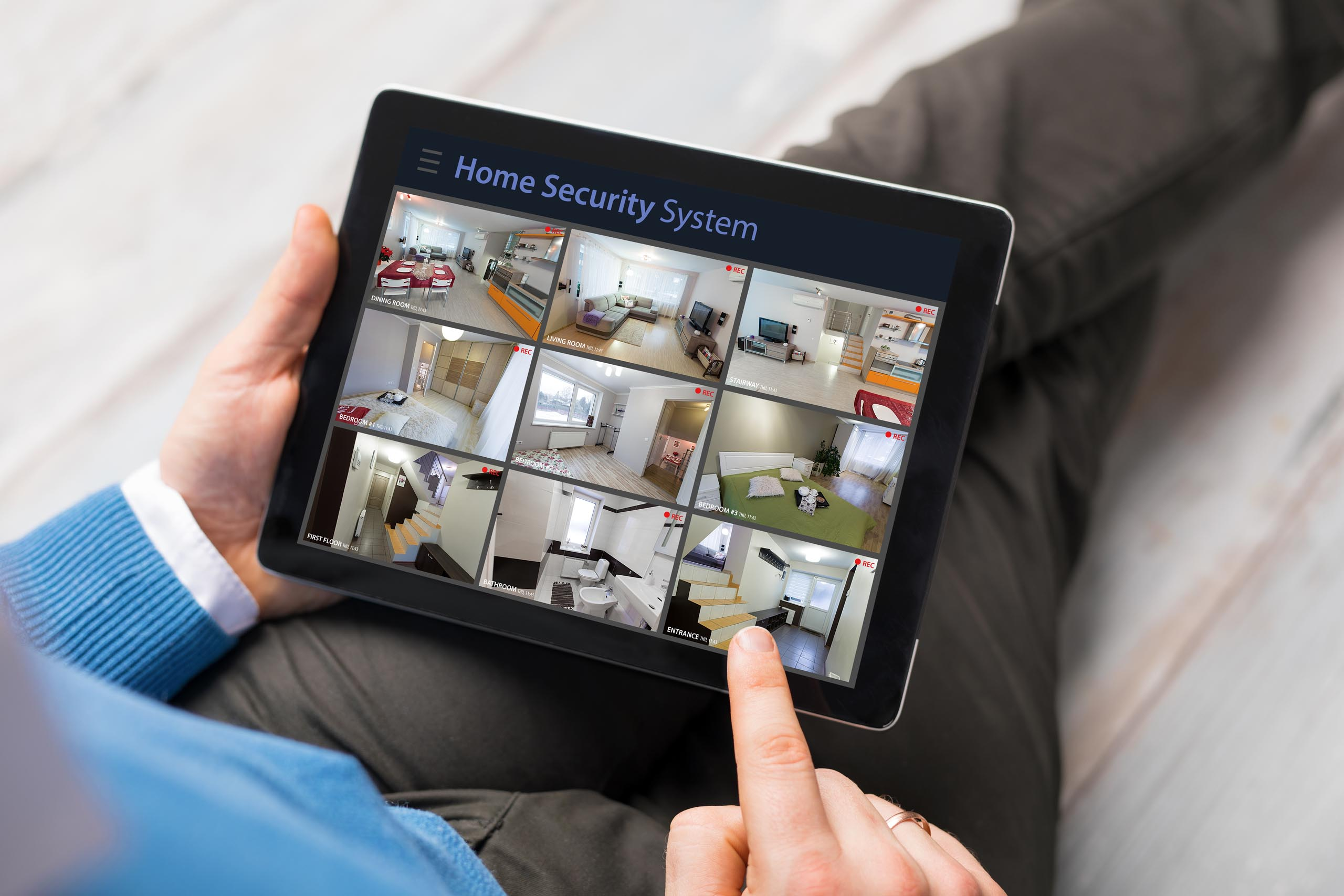 Security & Surveillance System 1